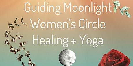 GMH Virtual Women's Circle - New Moon, Boundaries, Solar Plexus tickets