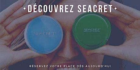 Découvrez Seacret -webinar billets