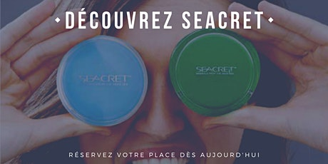 Découvrez Seacret -webinar tickets