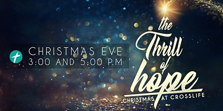 Christmas at CrossLife: The Thrill of Hope tickets