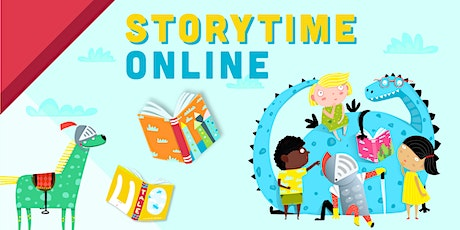 Storytime Online Registration (January to March 2021) tickets