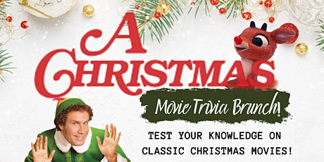 Christmas Movie Trivia Brunch @ The Point tickets