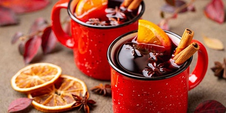WINE CLASS: Mulled Wines with Curio's Claire Cheney! tickets