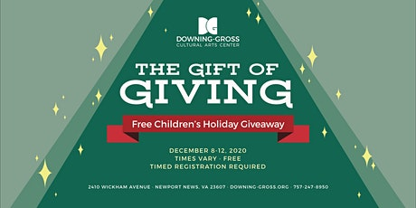 The Gift Of Giving - Free Children's Holiday Giveaway tickets