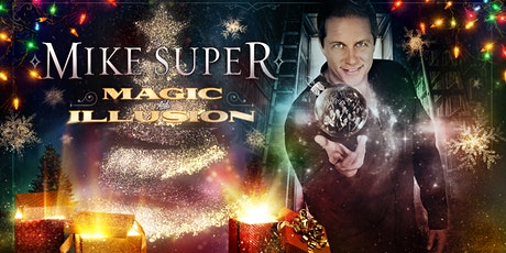 Mike Super - ALL NEW Holiday Magic & Illusion Zoom Show! tickets