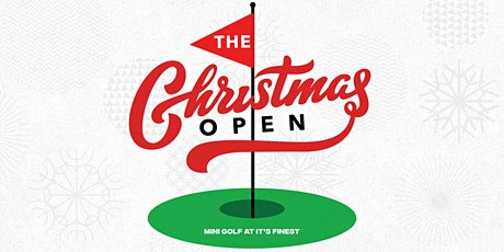 The Christmas Open tickets