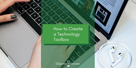 How to Create a Technology Toolbox - Online Workshop tickets