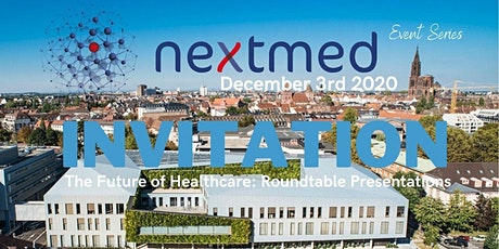 NEXTMED:  EU PRECISION ECOSYSTEMS TO DRIVE THE FUTURE OF HEALTHCARE tickets