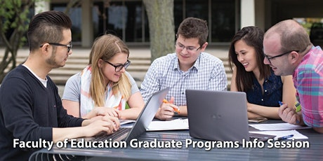 Graduate Programs Info Session tickets