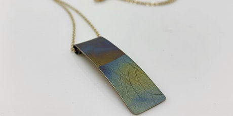 Holiday Gift Making Workshop: Anodized Earrings or Pendants (Ages 10+) tickets