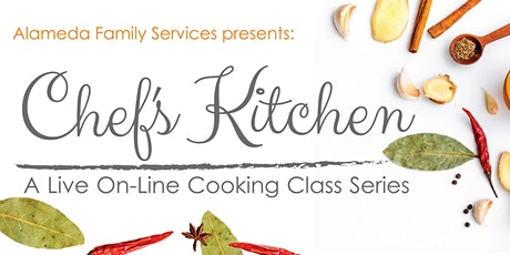 Alameda Family Services   CHEFS KITCHEN  FUNDRAISER tickets