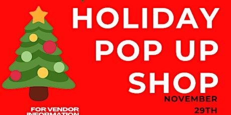 Shop Asxpflv Holiday Pop Up Shop!! Vendors Wanted tickets