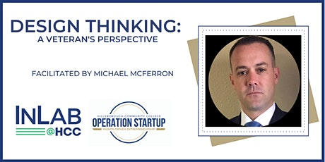 Design Thinking: A Veteran's Perspective tickets