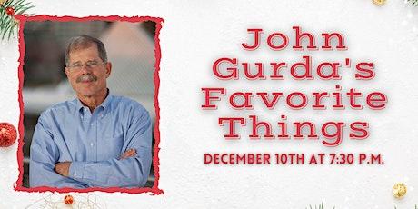 John Gurda's Favorite Things tickets