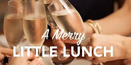 A Merry Little Lunch @ Eightyone tickets