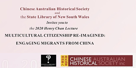 Multicultural Citizenship Re-imagined: Engaging Migrants from China tickets