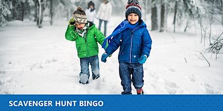 Scavenger Hunt Bingo tickets