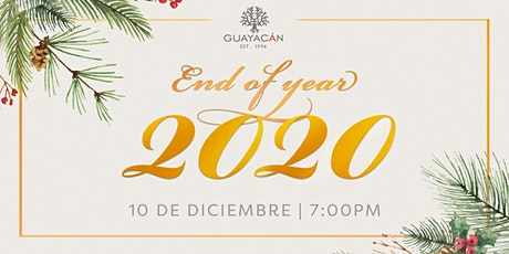 Grupo Guayacán End of Year 2020 tickets