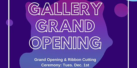 Grand Opening & Ribbon Cutting Ceremony for Fable Jones Studios tickets