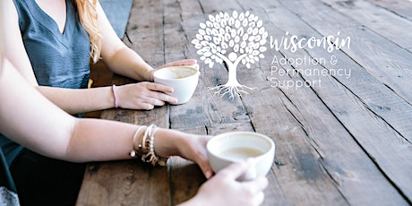 Coffee Talk: a supportive check-in for adoptive and guardianship parents tickets