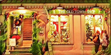 SPECIAL EVENT Shop Small Old Town Alexandria Walking & Shopping Tour tickets