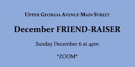 UGA Main Street - December FRIEND-RAISER tickets