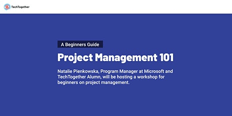 A Beginners Guide to Project Management tickets