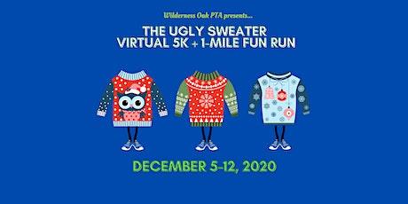 Wilderness Oak Ugly Sweater 5K & 1-Mile Fun Run tickets