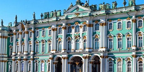 Copy of Virtual Tour of the Hermitage tickets