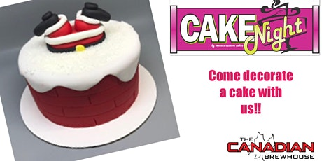 CakeNight - Santa Chimney - NO MINORS tickets