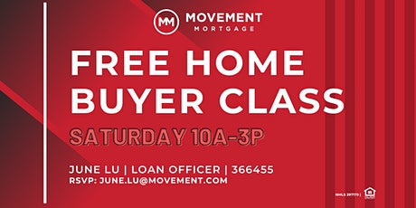 Free Online Home Buyers Class tickets