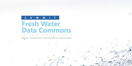 Fresh Water Data Commons SUMMIT tickets