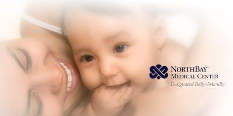 Breastfeeding the Baby Friendly Way- A NorthBay Healthcare Prenatal Education Class tickets