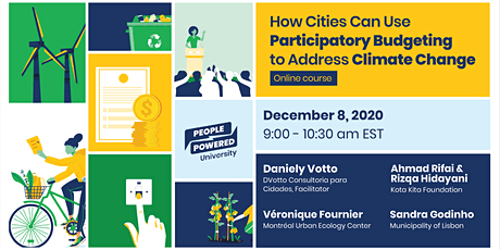 How Cities Can Use Participatory Budgeting to Address Climate Change tickets