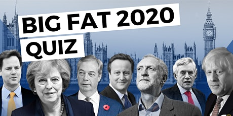 BIG FAT 2020 QUIZ tickets