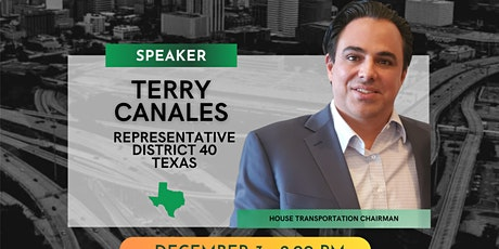 TAG Lege & Learn - Chairman Terry Canales tickets