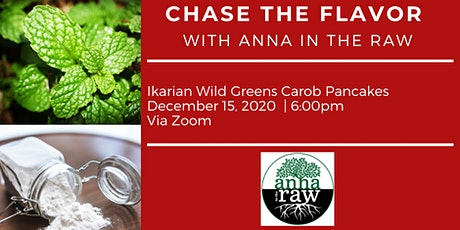 Chase the Flavor with Anna in the Raw tickets