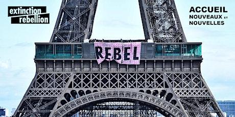 Accueil nouveaux·elles Extinction Rebellion billets