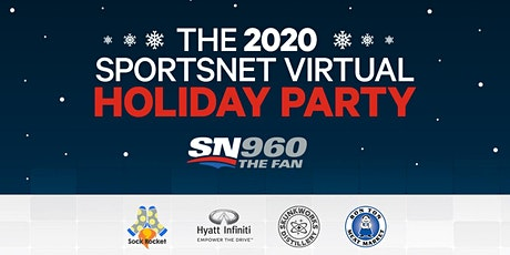 The 2020 Sportsnet Virtual Holiday Party tickets