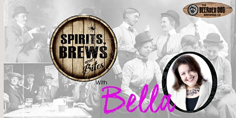 Brews & Bites with Psychic Medium Bella tickets