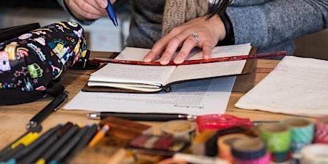 Planning on Paper Workshop tickets