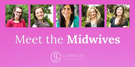 Meet the Midwives | Virtual tickets