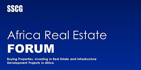 SSCG Africa Real Estate Forum tickets