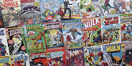 Virtual Comics Chat tickets