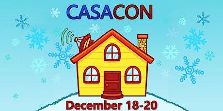 Casa Con December tickets