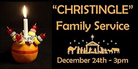 """Christingle"" Family Service boletos"