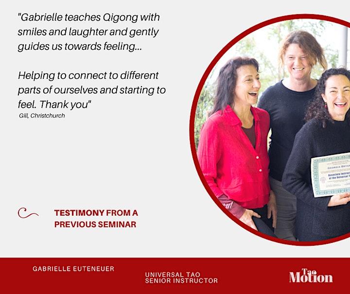 Health & Vitality through Qigong for Women image