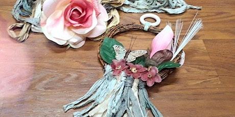 Whimsical Mini Wreath Workshop tickets