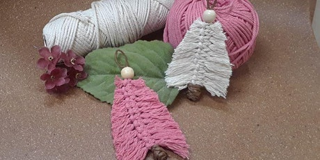 Bohemian Macramé Tree Ornaments tickets