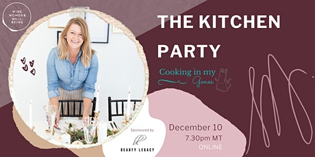 The Kitchen Party! tickets